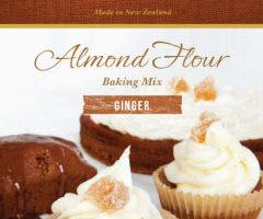 Ginger Paleo Baking Mix