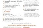Paleo Baking Mix – Ginger