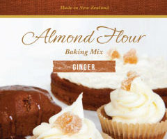 Ginger Paleo Baking Mix