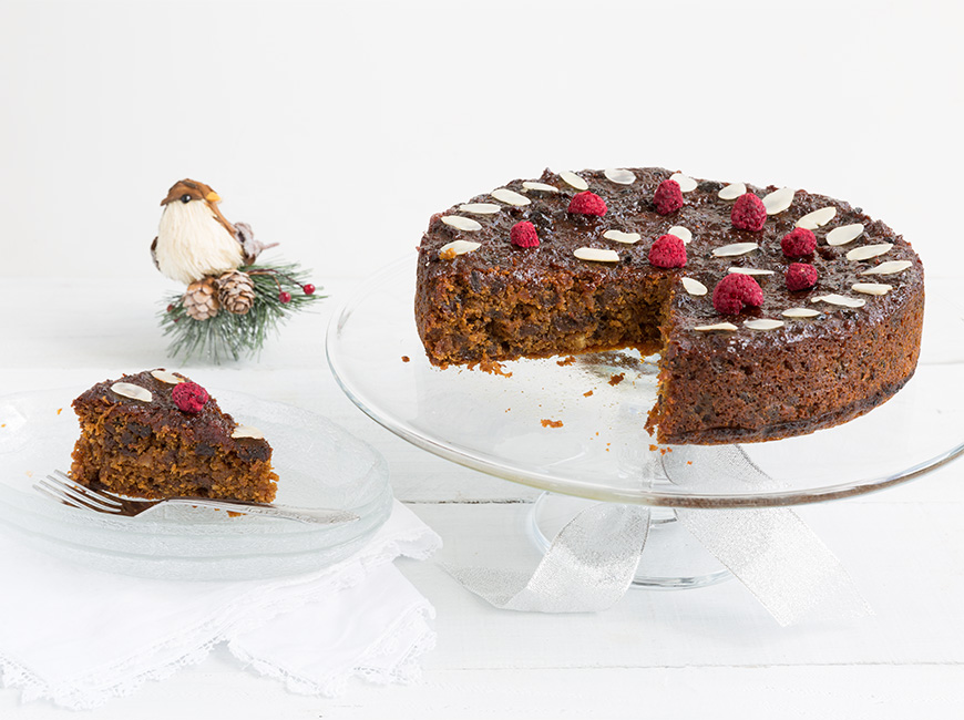 Christmas Cake Paleo (yes it can be done, and it's awesome)